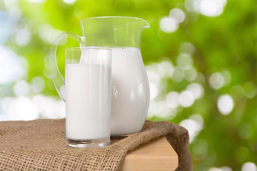 Sirovo organsko mleko